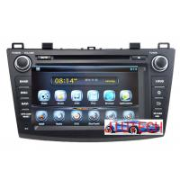 Wholesale Android 4.2.2 Car Stereo for Mazda 3 GPS Navigation 1.6GHz CPU WiFi Capacitive for Mazda3 from china suppliers
