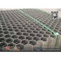 Buy cheap AISI316 Hex Metal with lance | 60mm Depth X2.mmTHK | China Stainless Steel Hexmetal Factory from wholesalers