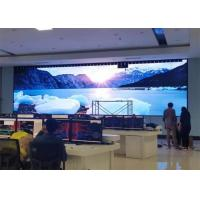 Wholesale Super Slim Indoor Video P3 Command Center Full Color LED Display For Stage from china suppliers
