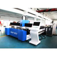 Wholesale Offer CNC Metal Tube / Plate Carbon Steel 1kw Fiber Laser Cutting Machine with CE from china suppliers