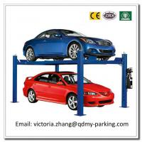 Wholesale On Sale! 4 Post Hydraulic Car Parking System Four Post Car Lifter Four Post Parking System from china suppliers