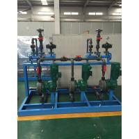 Wholesale Chemical Diaphragm Pump , Reciprocating Metering Dosing Pumps For Biocides from china suppliers