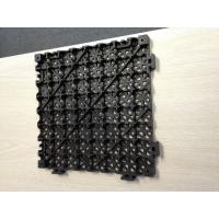 Quality Thicker PVC perforated interlocking floor tiles for sale