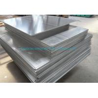 China Corrosion Resistance Rolled Aluminium Sheet Width 1000-2600mm For Mould Application on sale