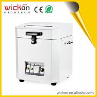 Wholesale Wickon Industrial liquid silicone mixer,High Viscosity Liquid Mixer,battery paste mixers,SMT solder paste mixer machine from china suppliers
