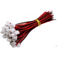 Wholesale Custom LIPO Battery Wire Connectors JST XH 2.54 2 Pin Terminal Plug Extension from china suppliers