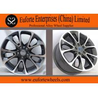 Wholesale Aluminum Alloy  BMW Replica Wheel for X5 , 20 x 10 And 20 x 11 Gun Metal Machine Face from china suppliers