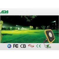 Wholesale Slim High CRI Yellow Led Parking Lot Flood Lights With 5 Years Warranty from china suppliers