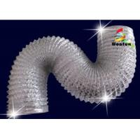 "Wholesale Flexible Ductwork Application 2""~20"" aluminum foil flexible duct hose from china suppliers"