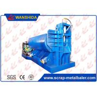 Buy cheap Automatic Hydraulic Baler Logger Scrap Metal Press With or Without Feeding Grab For Light Metal Scrap from wholesalers