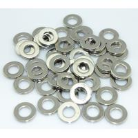 Wholesale N40 Ndfeb Small Ring Neodymium Disc Magnets for Electric , rare earth permanent magnets from china suppliers