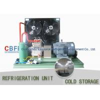 Wholesale Seafood Cooling Cold Room And Freezer Room , BITZER Compressor Cold Storage Room from china suppliers