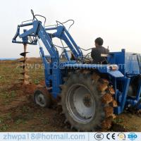 Wholesale For making tree holes TRACTOR AUGERS BORE THROUGH from china suppliers