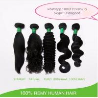 Wholesale Real 100 Human Hair Extension For Black Women, Curly Virgin Peruvian Hair from china suppliers
