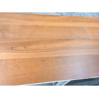 Wholesale wide plank teak engineered wood flooring--width 190mm, brushed, UV lacquer, good quality, upmrket floors from china suppliers