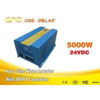 Wholesale UPS PV Solar Powered Inverter DC TO AC Low Frequency 5KW 24V 220V from china suppliers