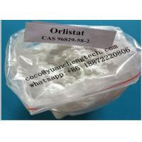 Wholesale Legal Fat Burning Steroids Powder Orlistat For Antiobesity agent CAS 96829-58-2 from china suppliers