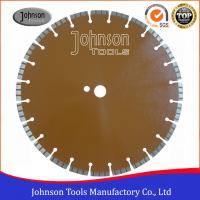 Wholesale 350mm Diamond Turbo Saw Blade / 14 Inch Concrete Saw Blade from china suppliers