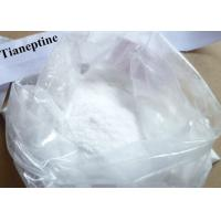 Wholesale Medicine Raw Material Tianeptine/ Tianeptine free acid To Treat Anxiety Disorders 66981-73-5 from china suppliers