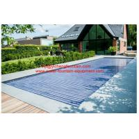 Wholesale Beautiful Automatic Swimming Pool Cover Projects Install All Around The World from china suppliers