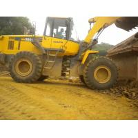 Wholesale looking for wa380-6 komatsu second-hand payloader from china suppliers