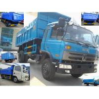 Wholesale dongfeng 3-5ton garbage dump truck for sales, hot sale high quality and best price dump garbage trucks for export from china suppliers