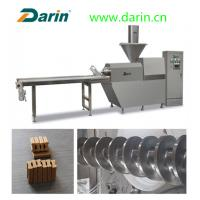 Wholesale Automatic Pet Food Production Line stainless steel material pet meat snack machine from china suppliers