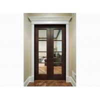 Wholesale Eco-friendly Custom Timber Doors with 40mm / 45mm Door Leaf from china suppliers