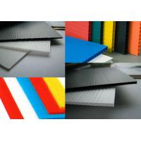 Wholesale polypropylene corrugated plastic sheet from china suppliers