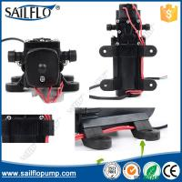 Sailflo 12V  4.3LPM diaphragm pressure water pump + electric faucet