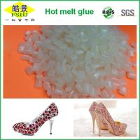 Wholesale Transparent EVA Hot Melt Adhesive For Shoes Sealing High Adhesive Strengh from china suppliers