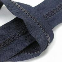 Quality Plastic Long Chain Zipper, Available in Various Colors, with High Quality for sale