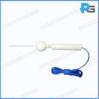 Wholesale IEC60529 61032 IP3X Test Probe C 2.5mm with 3N Thruster (Test Probe C) from china suppliers