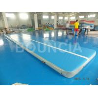 Wholesale Double Wall Fabric Material Inflatable Air Tumble Track / Air Track Factory from china suppliers