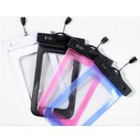 Wholesale TPU Waterproof Bag Rainning Proof Phone Case Cover For Iphone ,Samsung from china suppliers