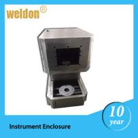 Wholesale SPCC Laboratory Testing Instrument Enclosure Custom Sheet metal from china suppliers