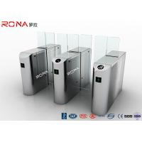 Wholesale Full Height Sliding Barrier Gate , Access Control Barrier 220V AC Servo Motor from china suppliers