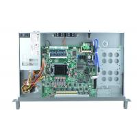 Wholesale 1U rackmount bypass Firewall Security Appliance 6 gigabit LAN support intel LGA1155 cpu from china suppliers