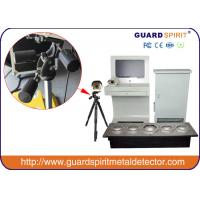 Wholesale Under Vehicle Scanning System With LPR CAMERA / SATA2 Hard Disk 500G from china suppliers