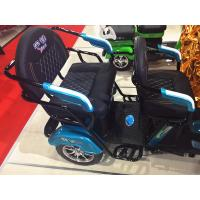 Wholesale Four Passenger Electric Powered Tricycle Rickshaw With 12 Tube Controller 26 Km/H from china suppliers