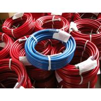 Wholesale 15m Airless Paint Sprayer Hose 3300psi 1/4in-38/in with blue and red color from china suppliers