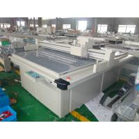 Wholesale DCZ70 Corrugated box flatbed cutting plotter for Ads , Display , Packaging from china suppliers