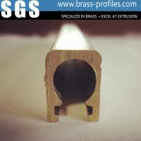 Wholesale Factory Outlet Brass Extrusion for Brass Lock and Safe Profiles from china suppliers