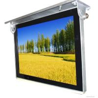 Wholesale Customized Bus Digital Signage flip up lcd monitor ad player from china suppliers