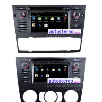 Wholesale Android 4.0 Stereo for BMW 3 Series 318i 320i 325i GPS Navigation Autoradio DVD Android Car Sat Nav from china suppliers