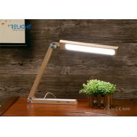 Wholesale Triangle LED Desk Lamp , QI Licensing Wireless Charging, USB Output Port Dimmable CCT & Brightness with Memory Function from china suppliers