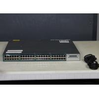 Wholesale New Cisco WS-C3560X-48PF-L poe switch from china suppliers