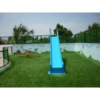 Wholesale Field green Outdoor Artificial soccer grass , fibrillated , dTex 8800 for football from china suppliers