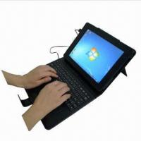 Wholesale Keyboard Leather Cases, Suitable for Viewpad 97I, Made of PU  from china suppliers