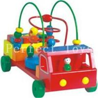 Wholesale Car bead game /baby wooden toys from china suppliers